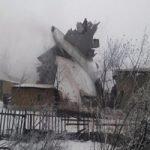 BREAKING NEWS: 36 de oameni au murit în casele lor în urma unui avion prăbușit!