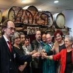 VINVEST 2017: simfonia paharelor de vin închinate de vizitatori