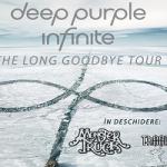 Deep Purple, The Long Goodbye Tour la București!