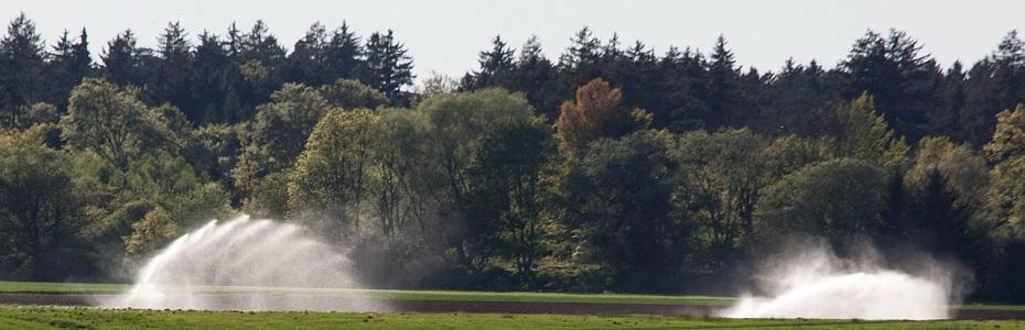 Petre Daea a promis că vor fi 2 mil ha irigate până în 2020