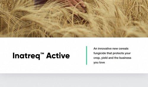 Corteva Agriscience lansează Inatreq™ Active pentru cereale, in Europa